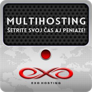 Multihosting blog exohosting
